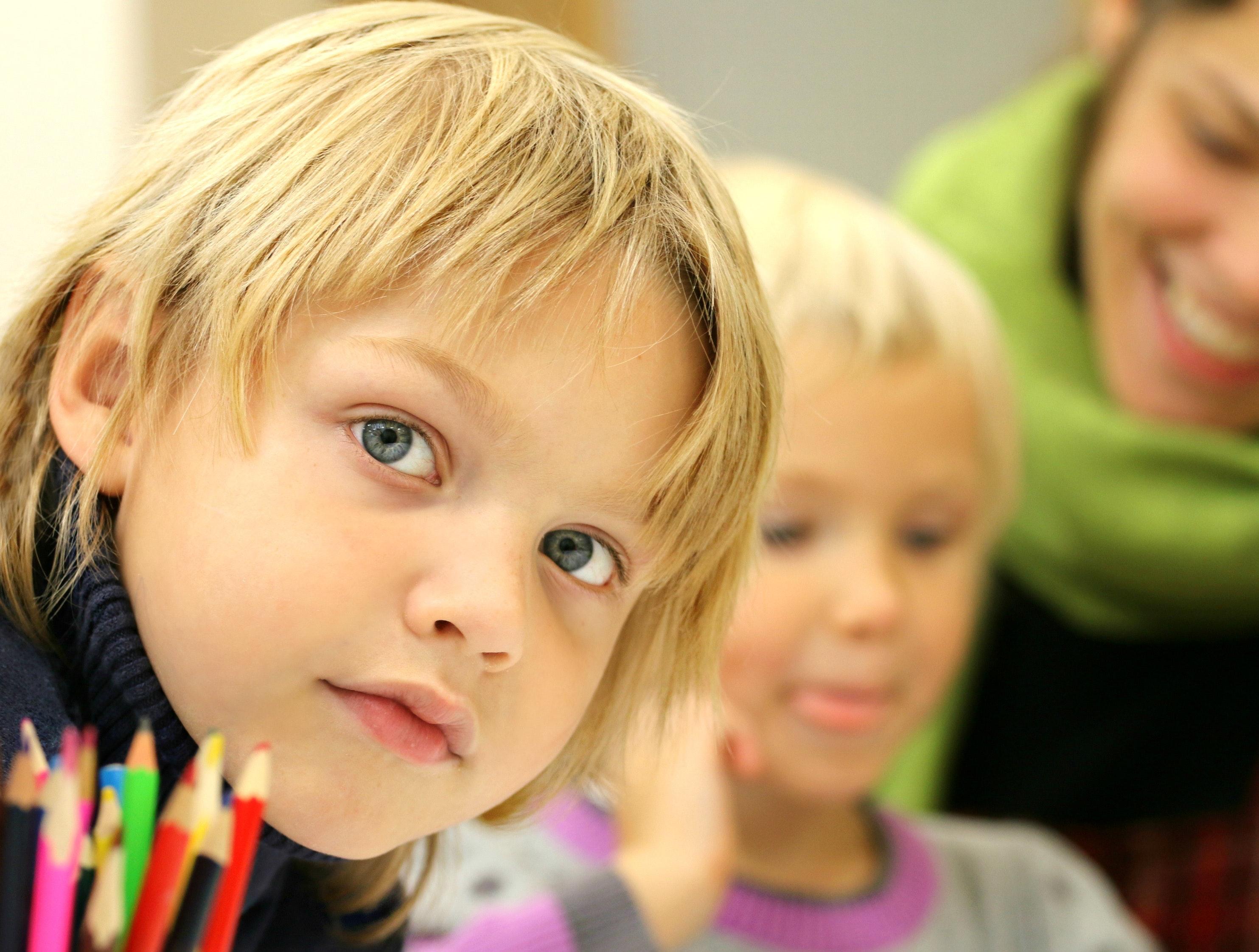 Nurseries and kindergartens